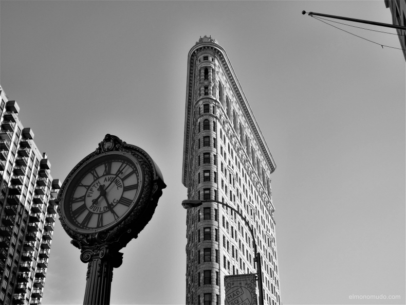New York.Flatiron Building.