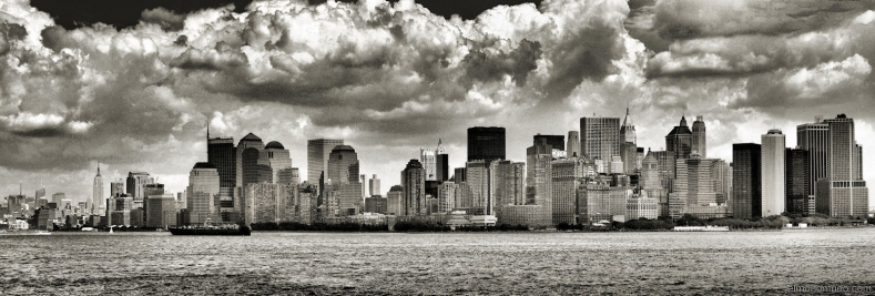 newyork stitch sky