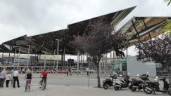 Nous Encants Vells. Les Glories. Barcelona.