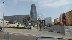 Carrer d'Alaba a Barcelona