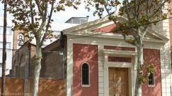 Parroquia Sant Pancraç carrer Badajoz a Barcelona
