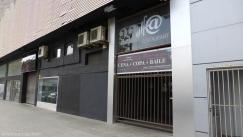 restaurante 22alf@ calle Badajoz en Barcelona