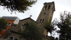 Iglesia San Francisco de Asís carrer Ramon Turró Barcelona