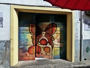 puertas de funchal. madeira
