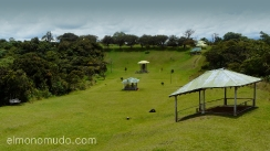parque arqueologico de san agustin. colombia