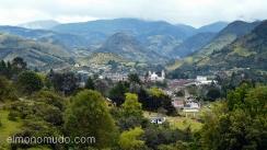 entre montañas surge el pueblo de silvia.colombia