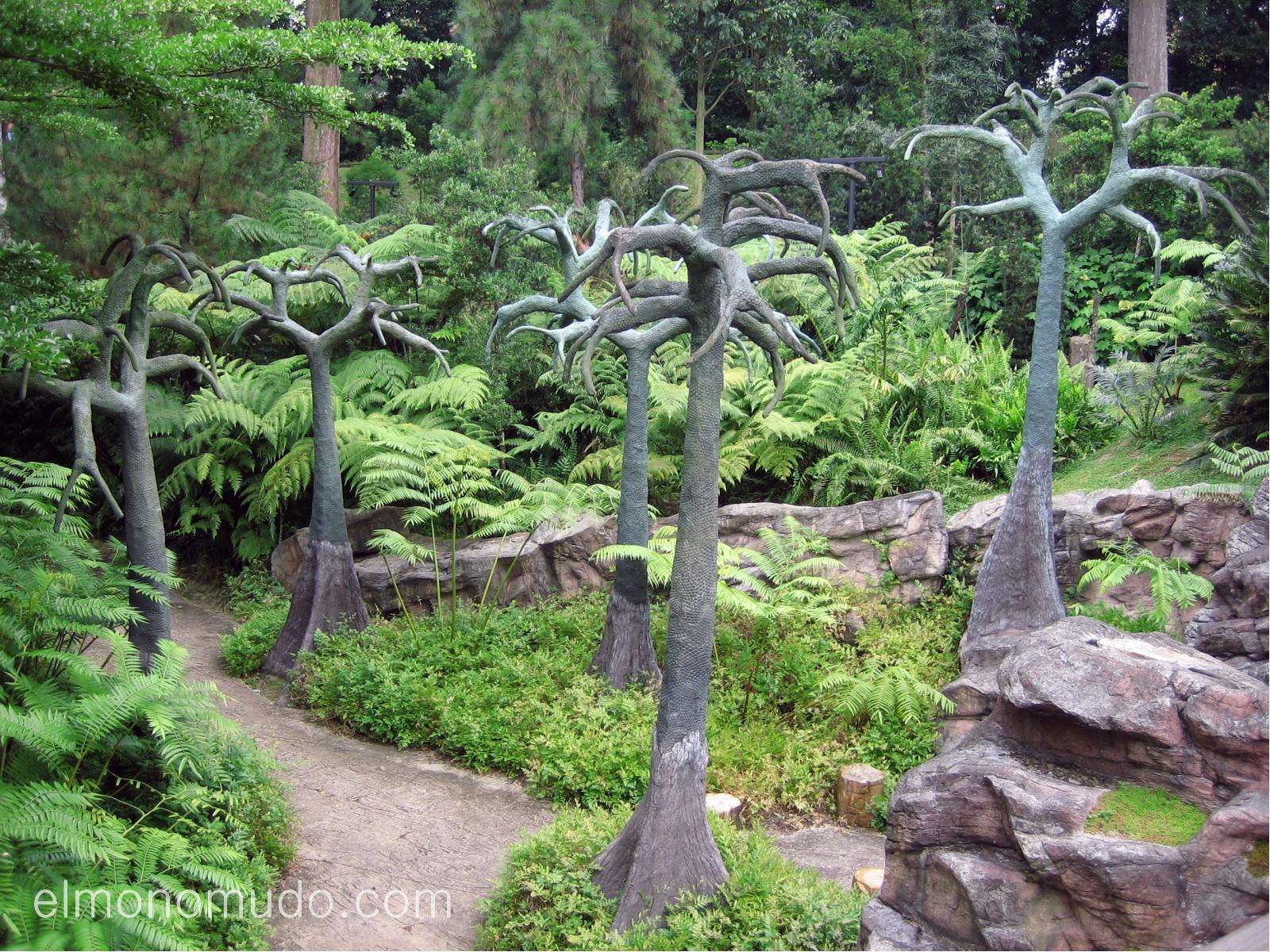 De paseo por singapur for Bioshock jardin de las recolectoras