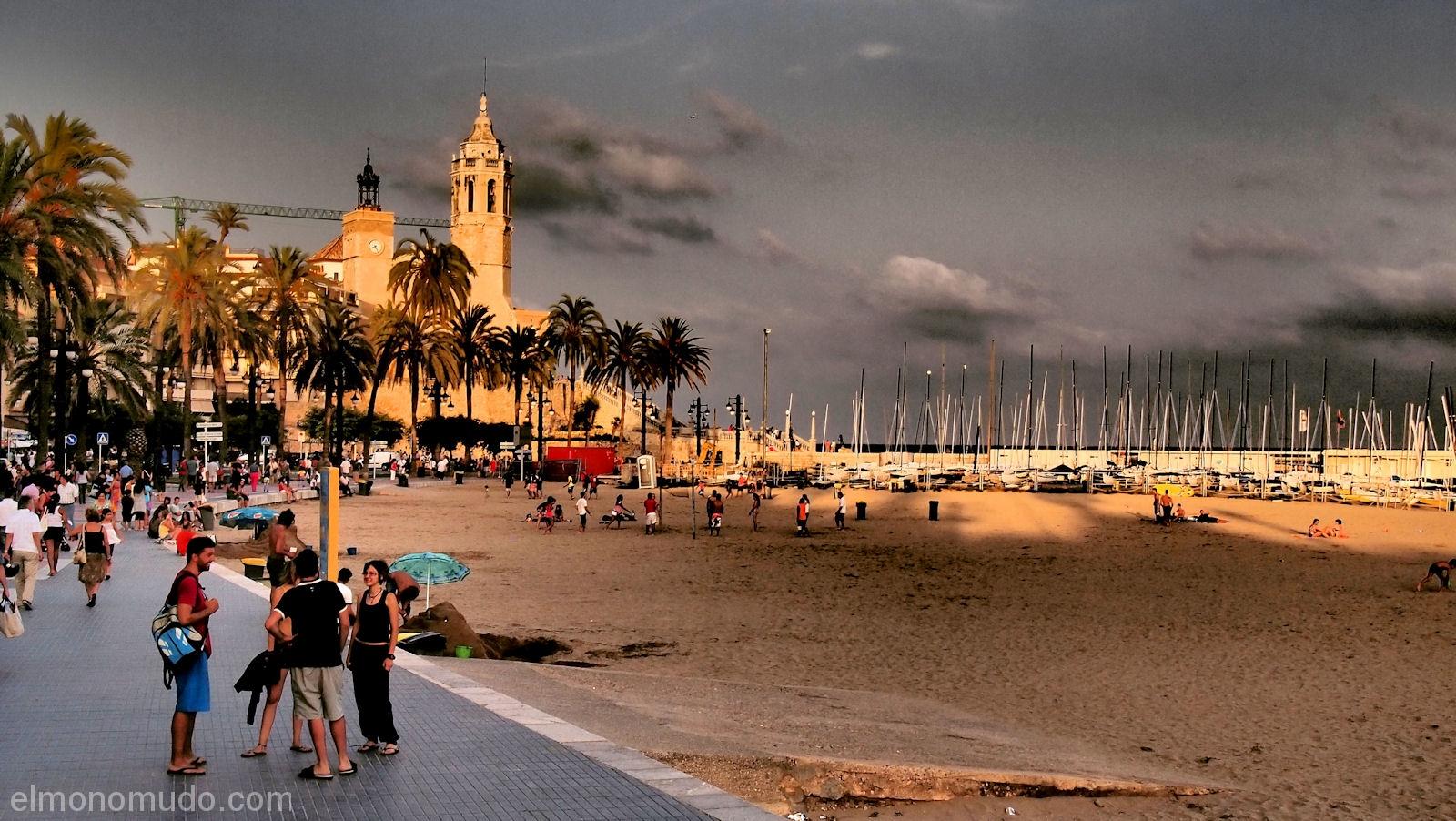 Sitges sightseeing 2011 - Fotos de sitges barcelona ...