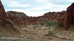 desierto dela  tatacoa. colombia