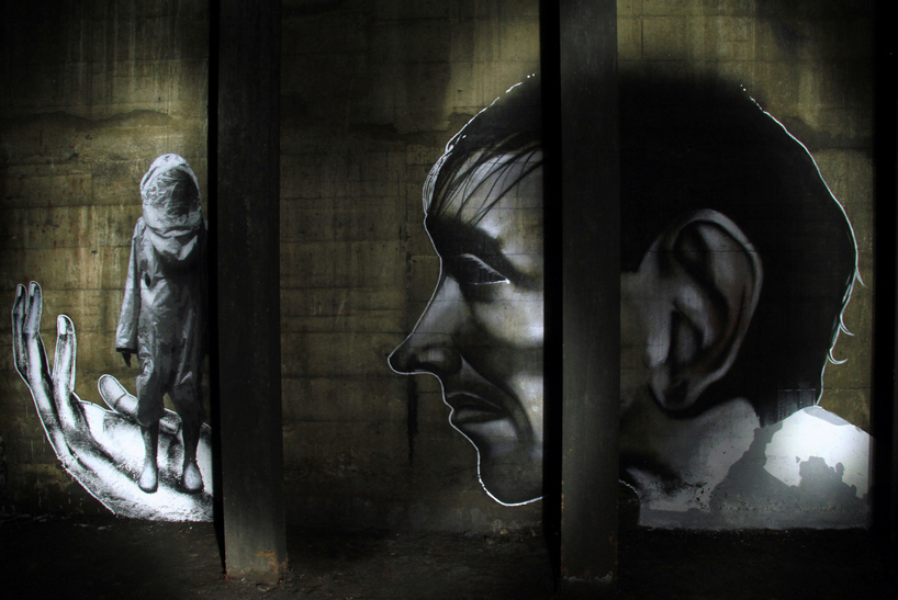 by boxi and ethos.the underbelly project
