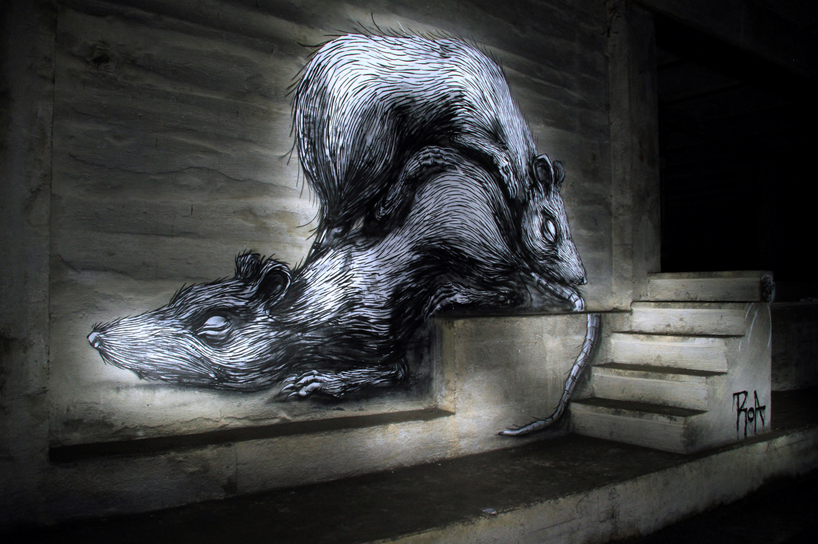 by roa.the underbelly project