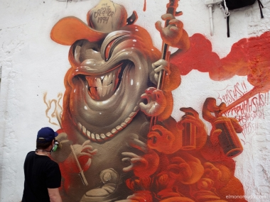 11 ús barcelona can ricart grafitis arte urbano street art