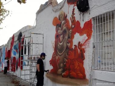 12 ús barcelona can ricart grafitis arte urbano street art