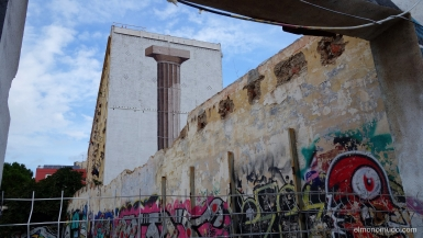 2 ús barcelona can ricart grafitis arte urbano street art