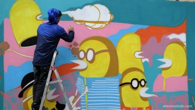 5 ús barcelona can ricart grafitis arte urbano street art