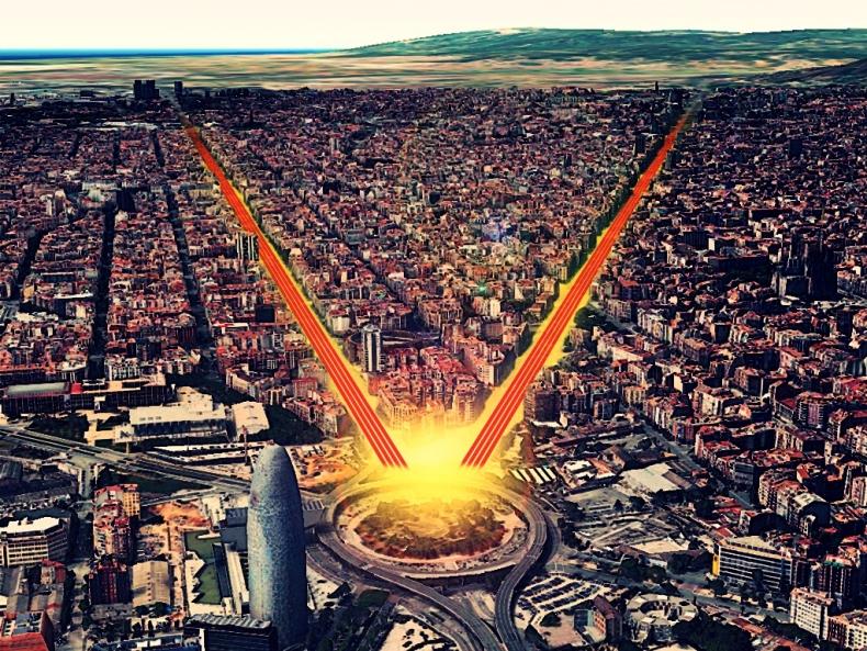 v diada nacional catalunya.11 setembre 2014
