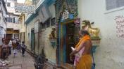 Varanasi templo