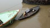 Varanasi barcas