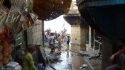 Varanasi crematorio