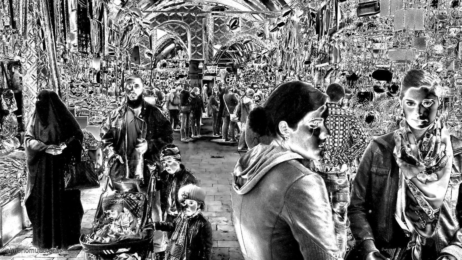 Gran Bazar Estambul 2011 variation bn 1