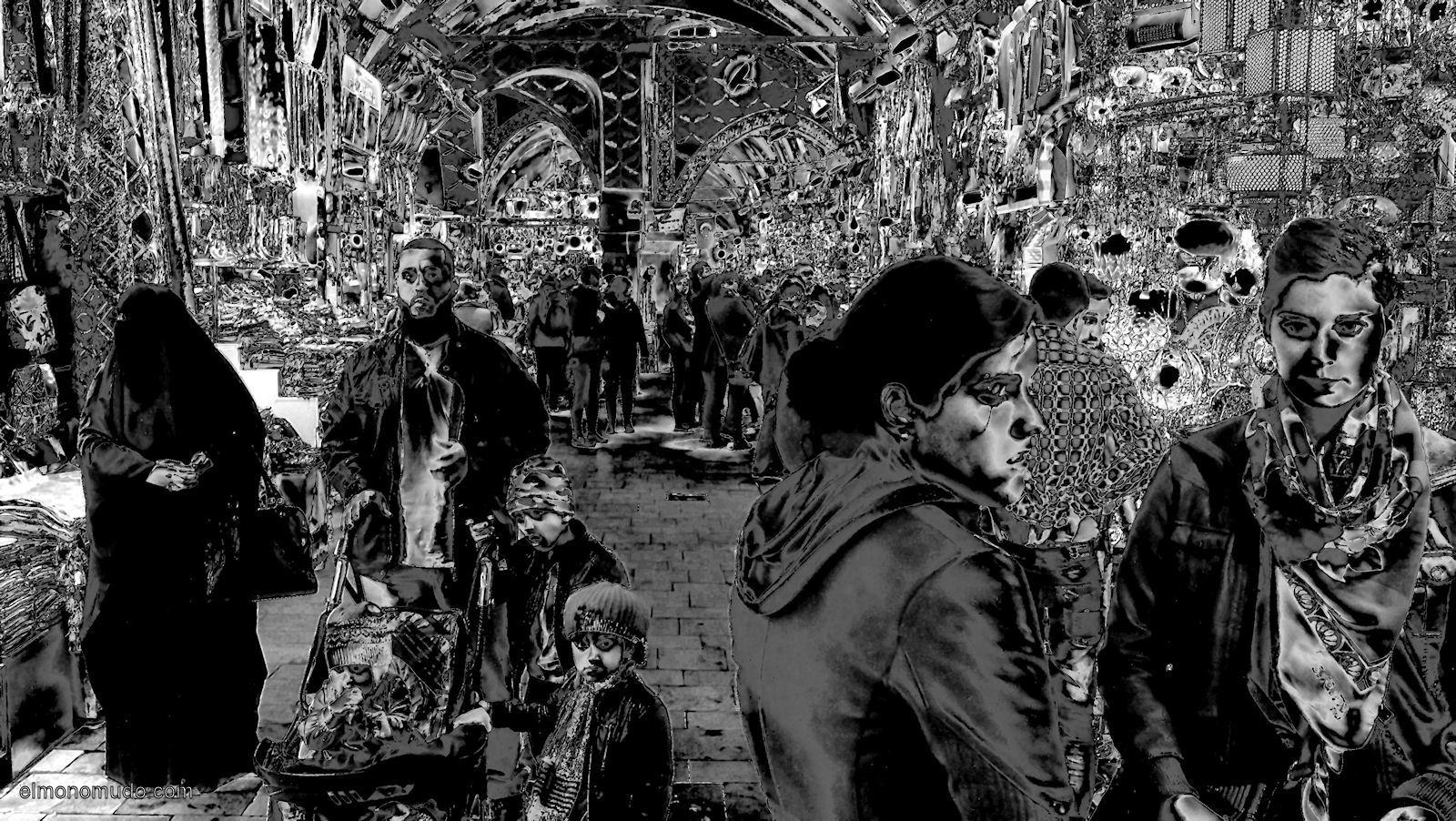 Gran Bazar Estambul 2011 variation bn 6