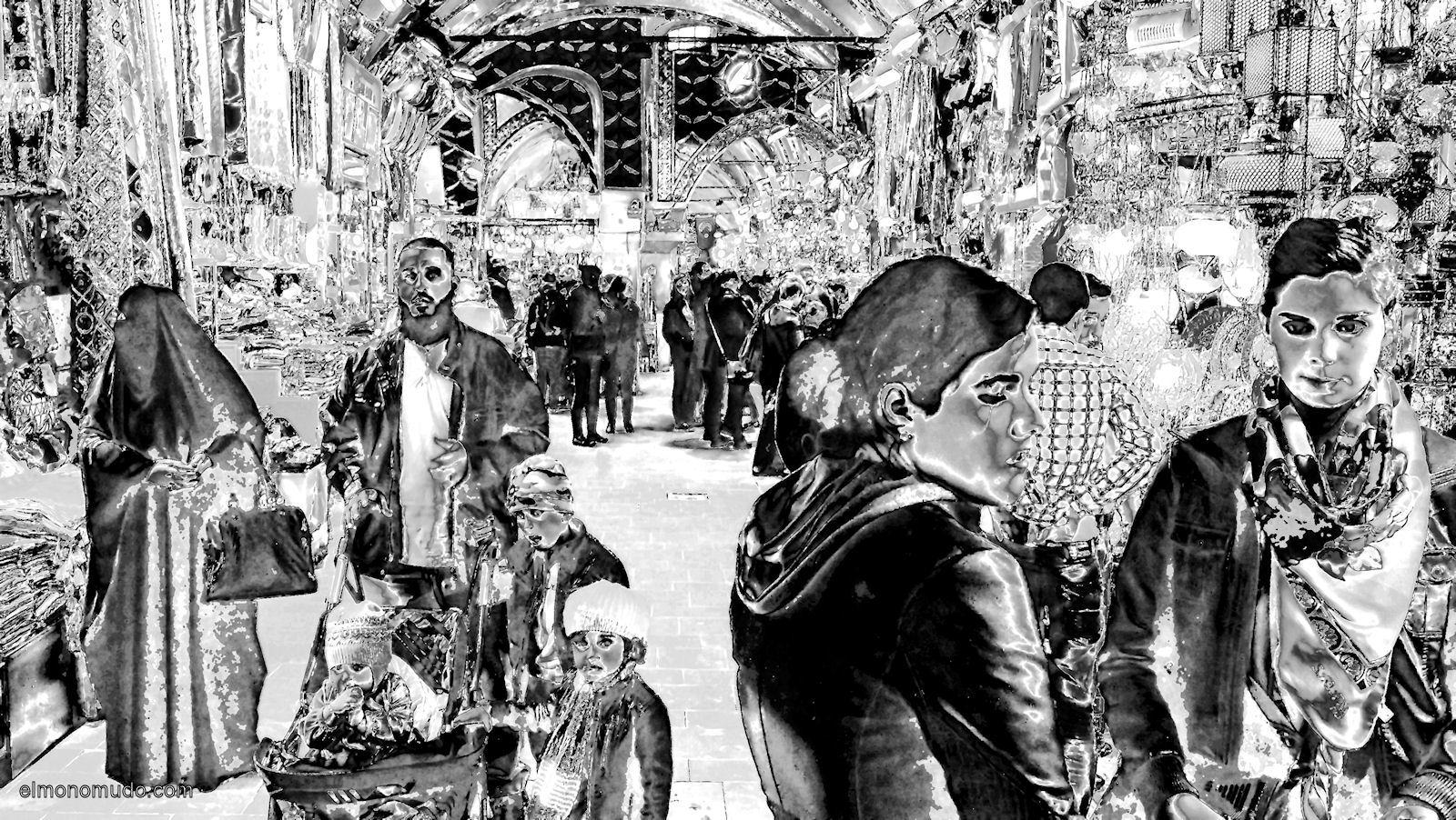 Gran Bazar Estambul 2011 variation bn 7