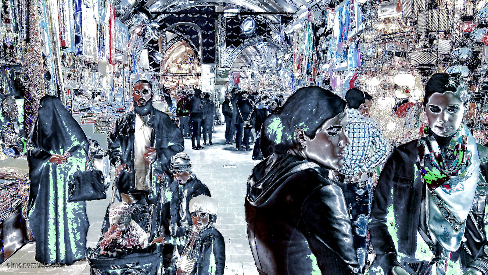 Gran Bazar Estambul 2011 variation color 5