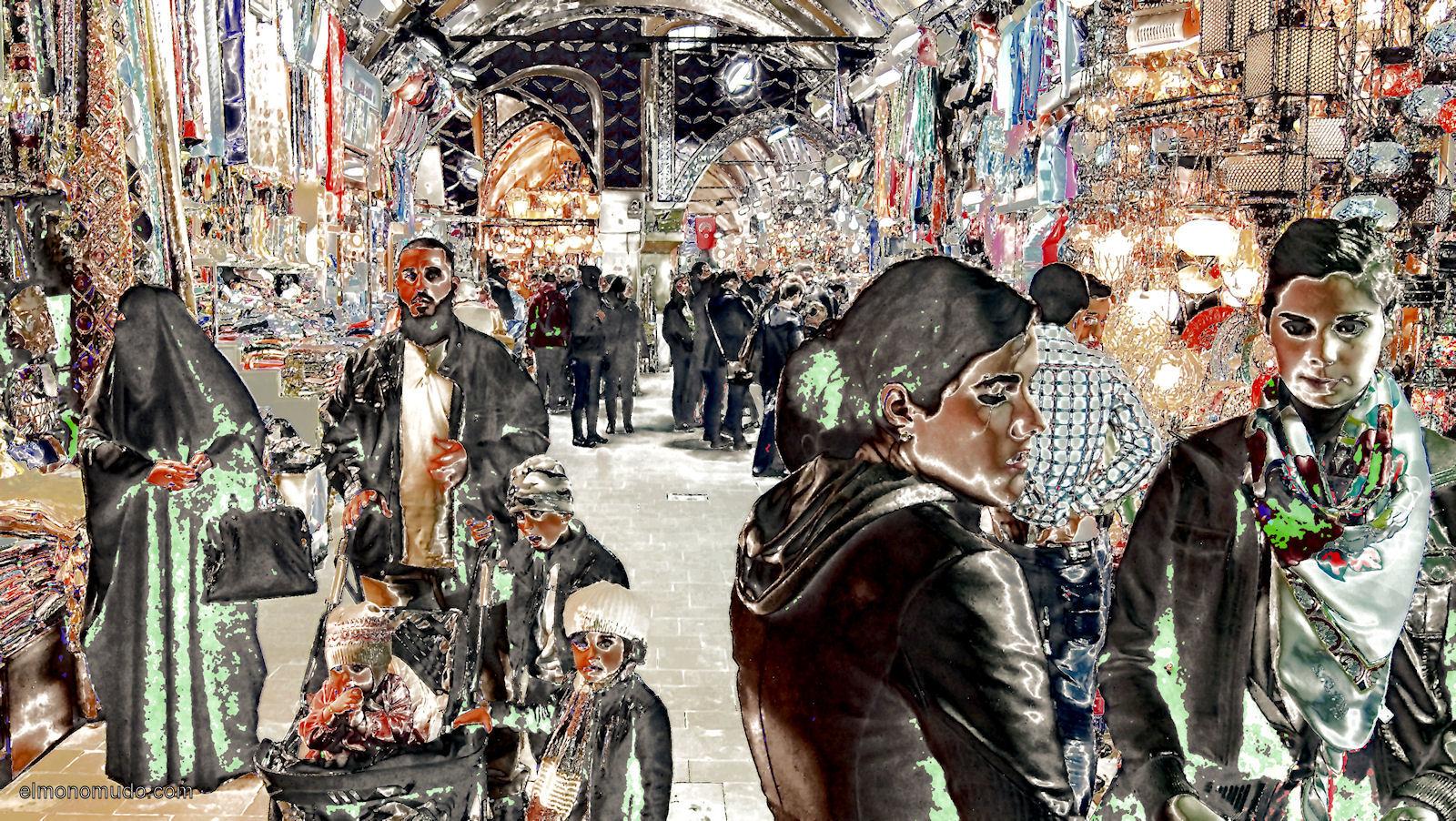 Gran Bazar Estambul 2011 variation color 6