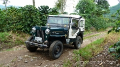 jeep willys en colombia