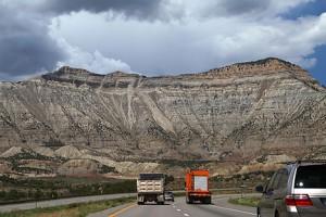 yacimiento de esquisto (shale) colorado