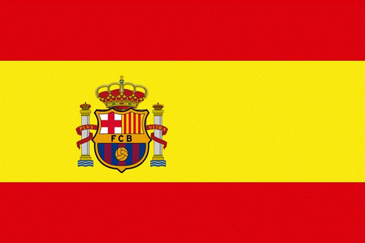 ... la bandera ... Pulpo