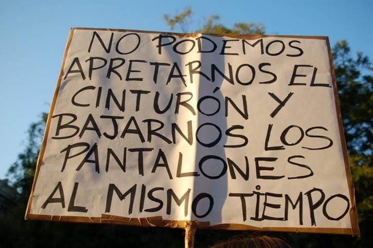 manifestacion contra la reforma laboral
