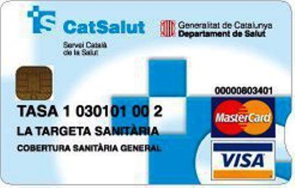 la nueva tarjeta sanitaria de catalunya