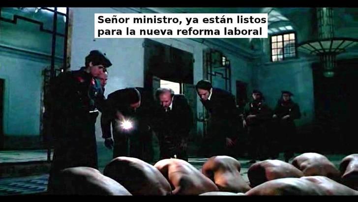 la reforma laboral - los trabajadores estan preparados