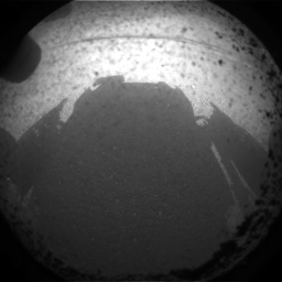 Nasa curiousity first images mars