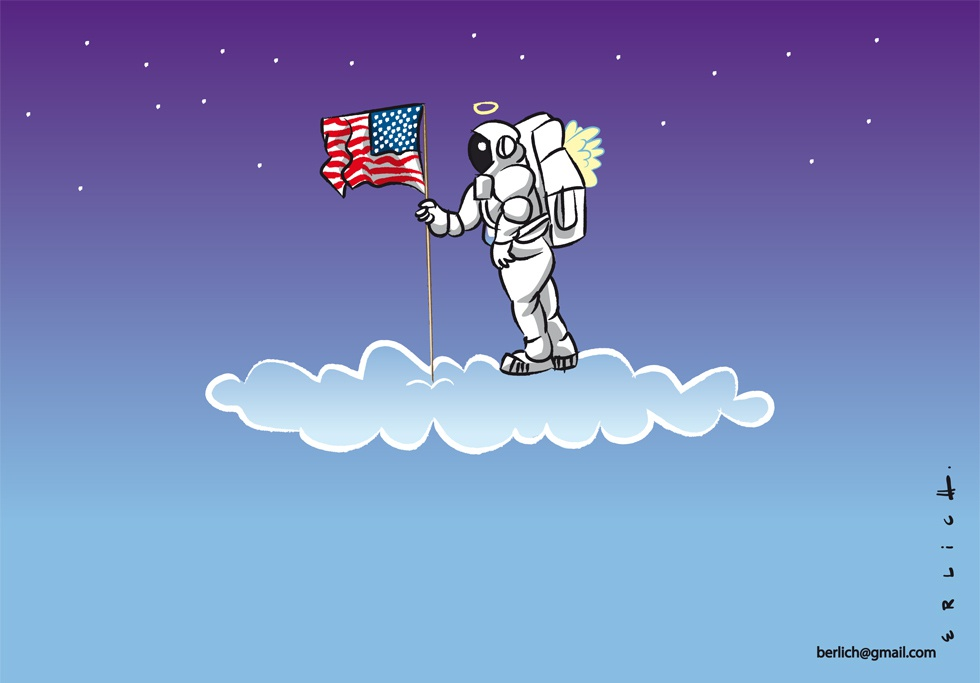 always remember to Neil Armstrong. neil armstrong ha muerto