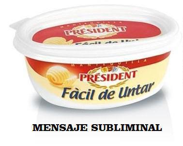 la mantequilla favorita de los politicos