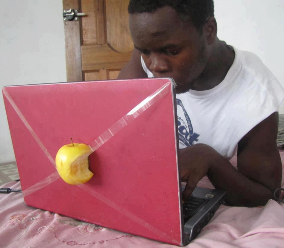 apple mac  made in africa