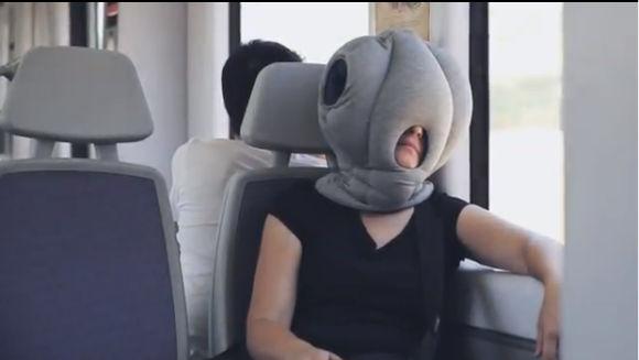 ostrich pillow  la almohada avestruz