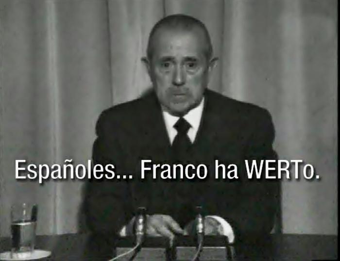 españoles franco ha werto