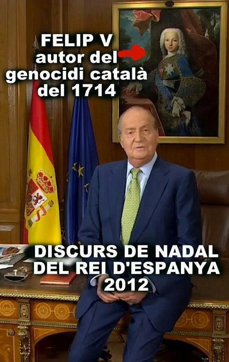discurso navidad rey con mensaje a catalunya
