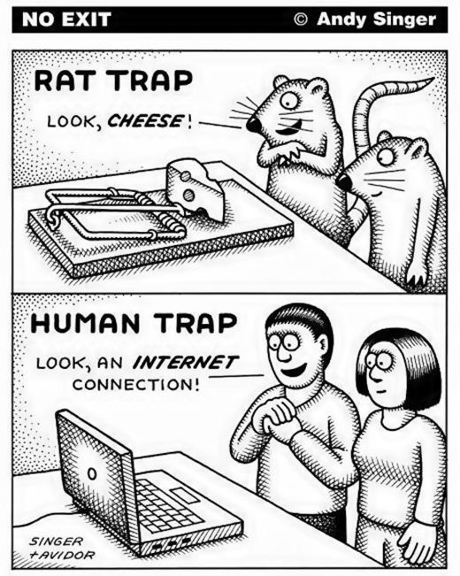 rat trap human trap