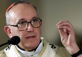 Jorge Mario Bergoglio será el Papa Francisco.