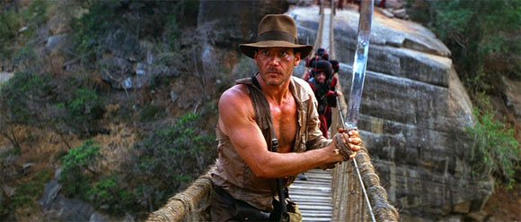 Indiana Jones puente