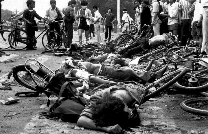 Masacre Tian An Men