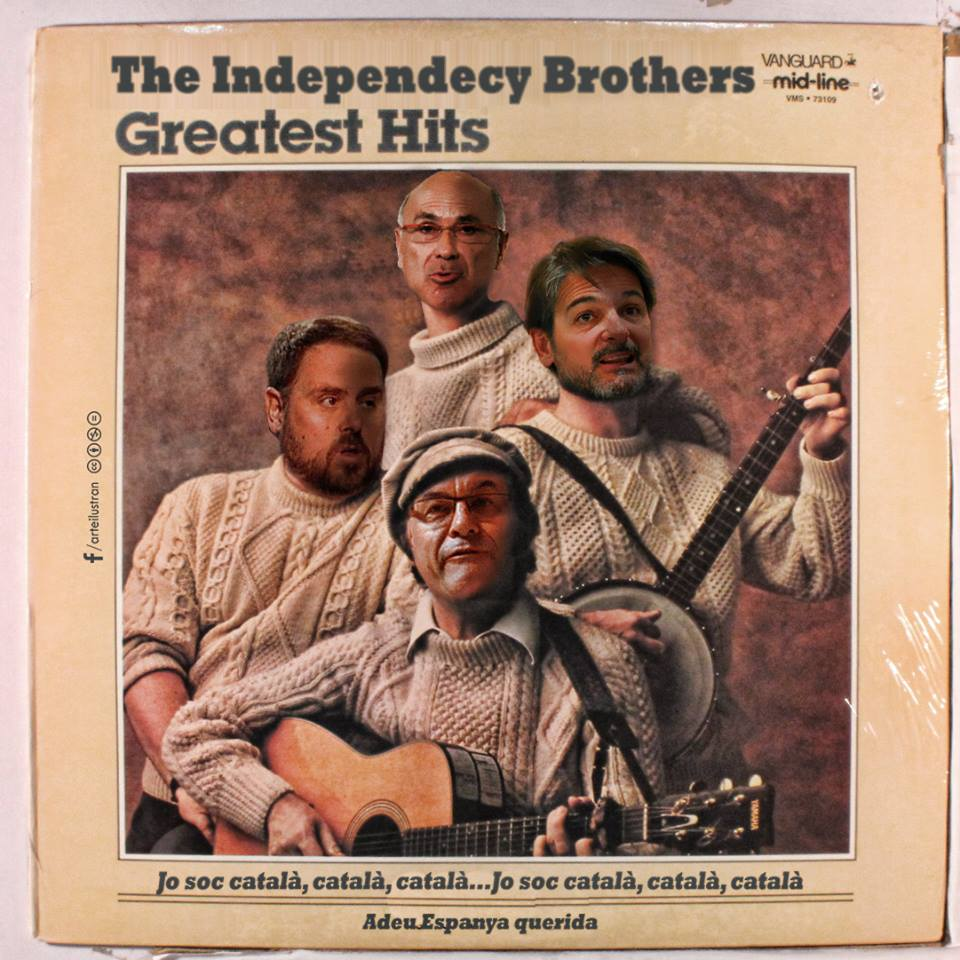 the independency brothers, el grupo que triunfa en catalunya