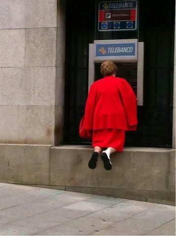 los bancos se estan pasando
