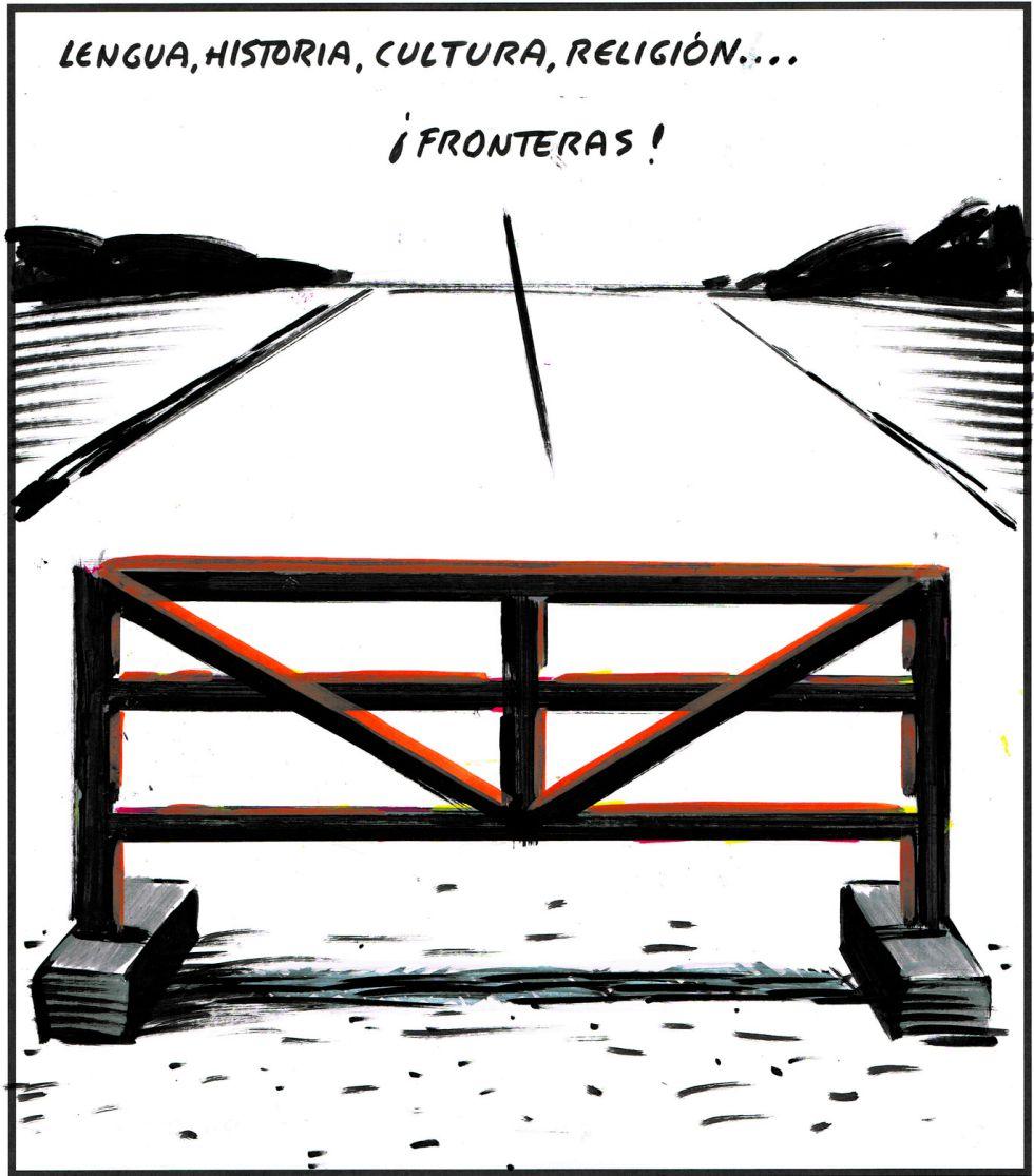 fronteras.el roto