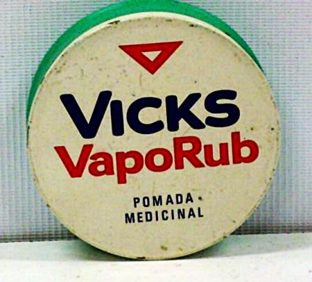 vicks vaporub