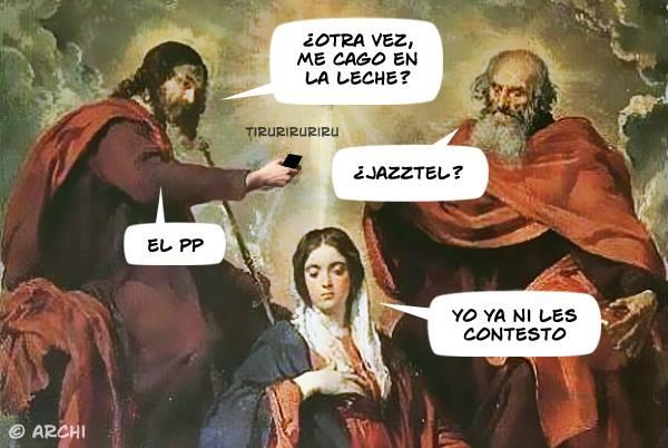 el pp le pide al cristo de medinaceli